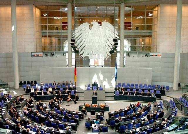 Де туристу відчути себе депутатом: Німецький парламент, Бундестаг