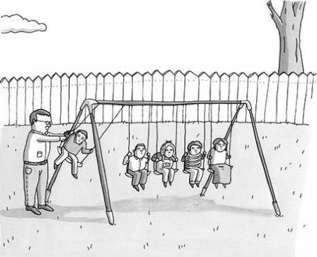 Когда у физика появятся дети...