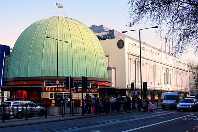 Лондон за два дня: Лондонский музей мадам Тюссо