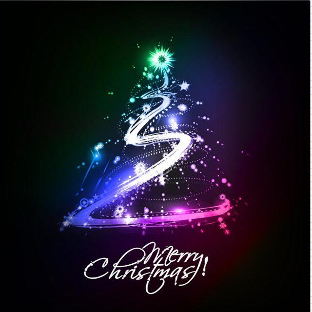 Обалденная открытка на Рождество