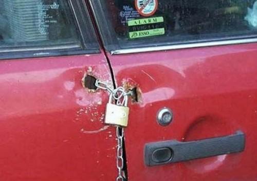 Надежная защита