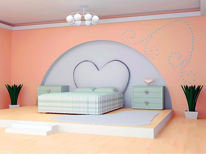 Ремонт спальни, делаем подиум
