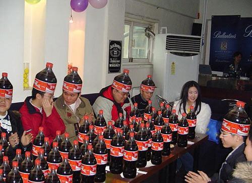 Поклонникам кока-колы