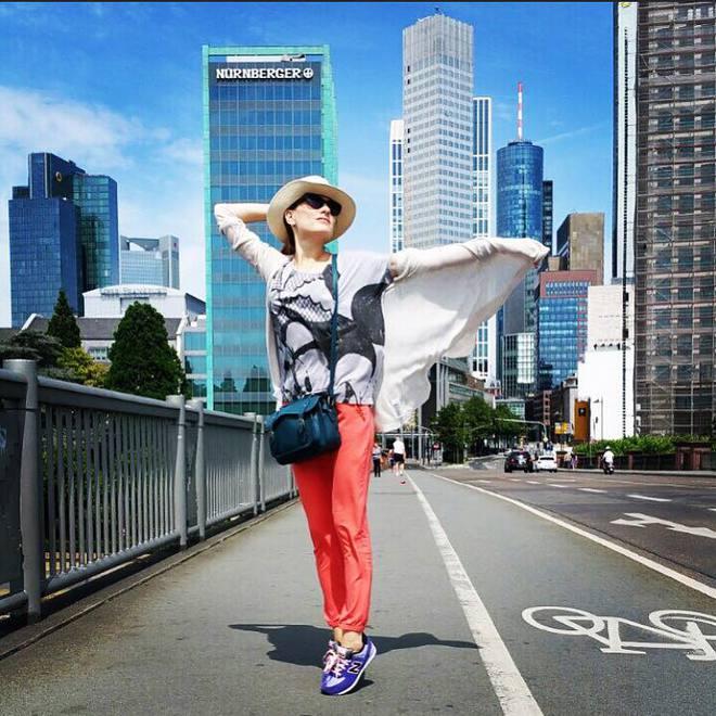 Девушки в дороге: шопинг, небоскребы и энергетика Франкфурта-на-Майне