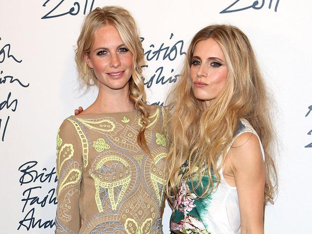 British Fashion Awards 2011