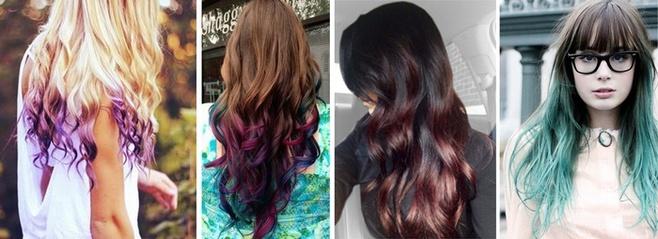 Колорирование волос: какой цвет волос выбрать
