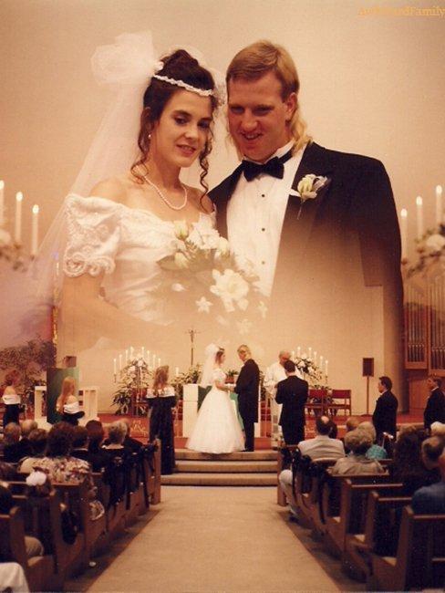 Забавные и стрёмные свадебные фото