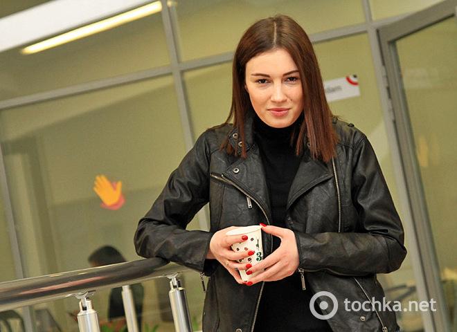 Анастасія Приходько, інтерв'ю