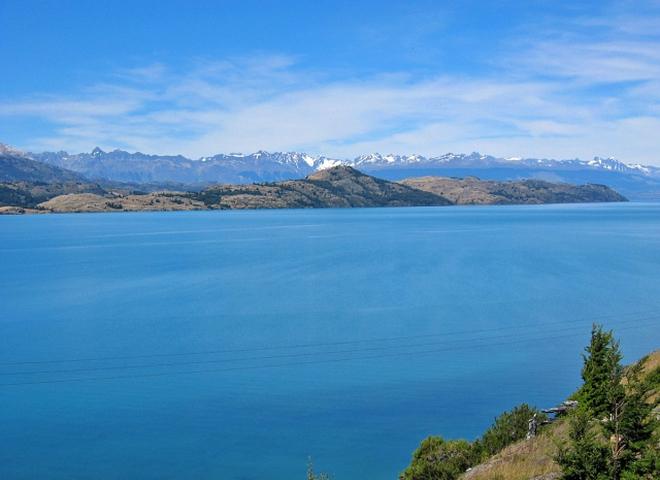 Озеро Карерра