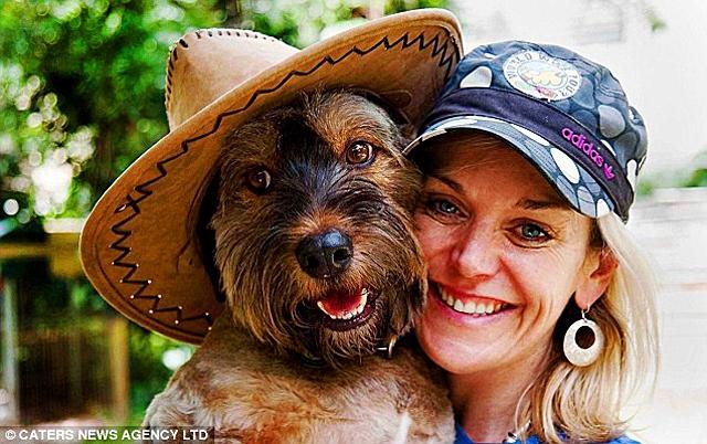 Животные-путешественники: собака Оскар