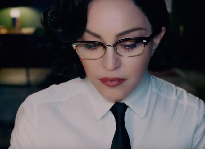 Мадонна в клипе God Control