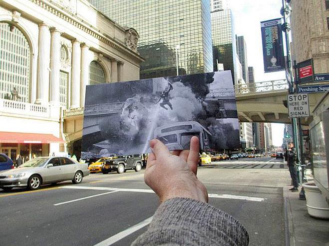 Кинотуризм: ожившие кадры легендарных фильмов в проекте FILMography