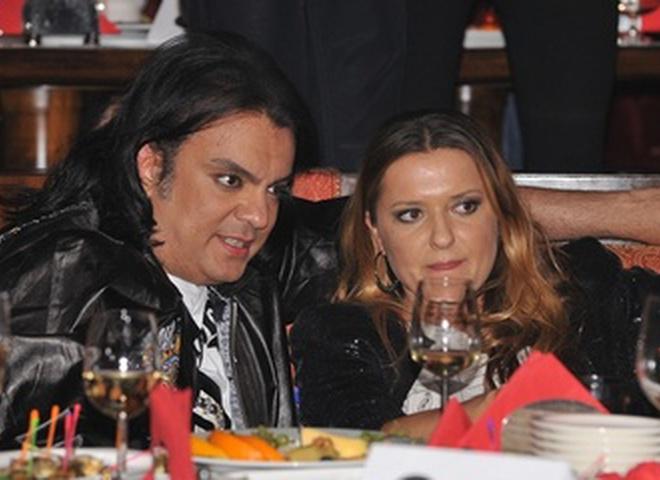 Филя и Наташа были радаы долгожданной встрече