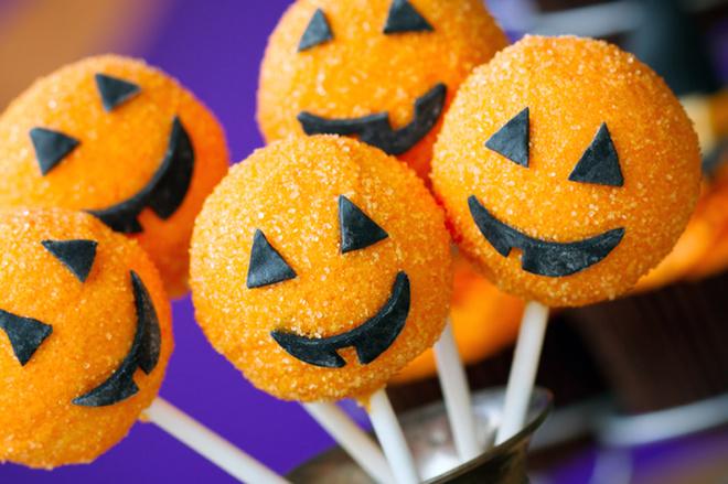 Хэллоуин 2015: леденцы на палочкерецепт, как готовить