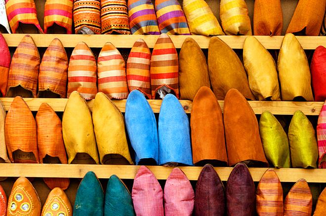 Достопримечательности Марракеша: Рынки – «суки»