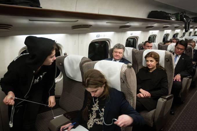 """Марина Порошенко: про соціальні ініціативи, """"Книгу світу"""" і Меланію Трамп"""