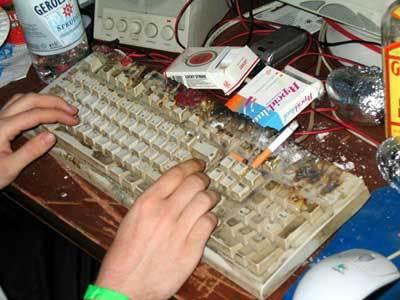 компьютерные приколы