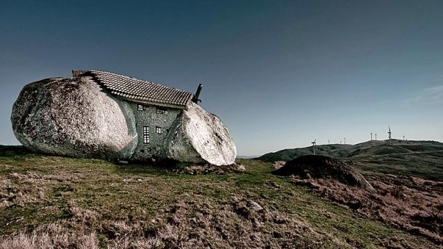 Будинок Флінстоунів в Португалії