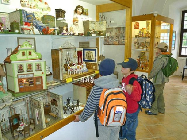 Музей игрушек в Чехии