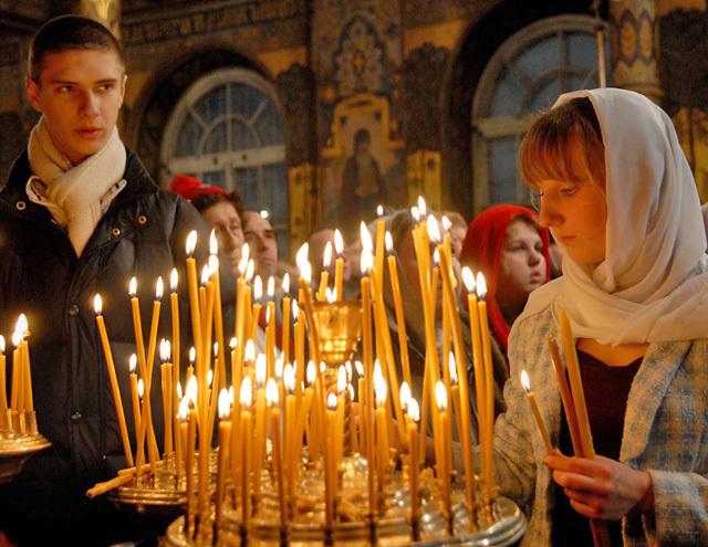 Гадание на праздник Покрова