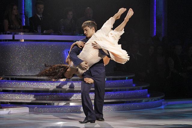 Танці з зірками. 23.04.2011