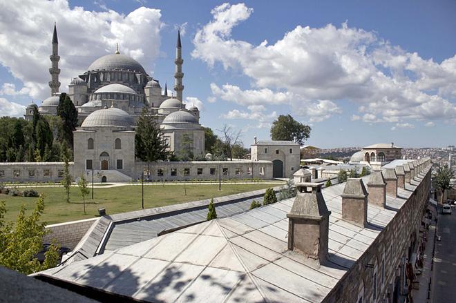 Великолепный век. Мечеть Сулеймание
