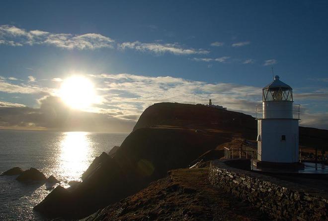 Найбільш усамітнені готелі: Sumburgh Lighthouse, Мейнленд, Великобританія