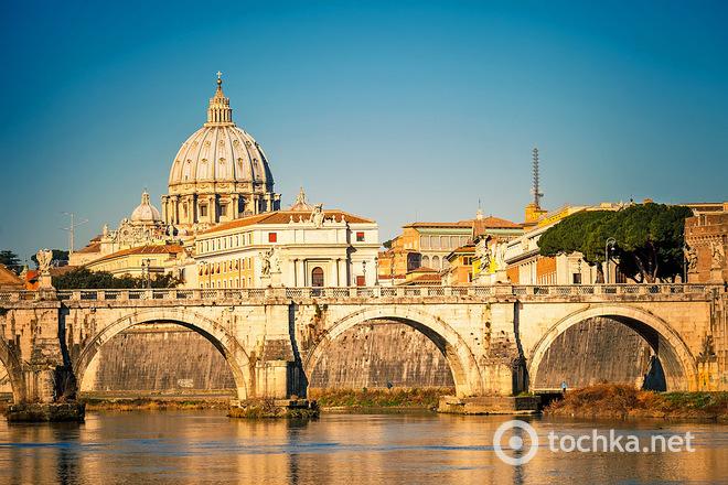 Куда поехать на новогодние каникулы: пункт назначения - Рим