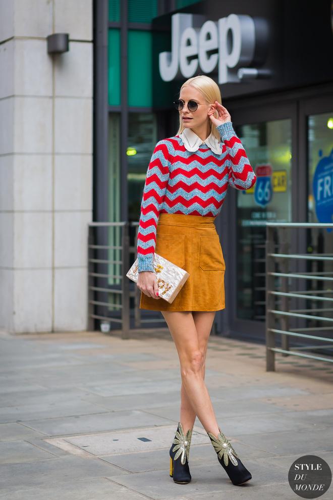 С чем носить свитер: 9 простых и стильных луков