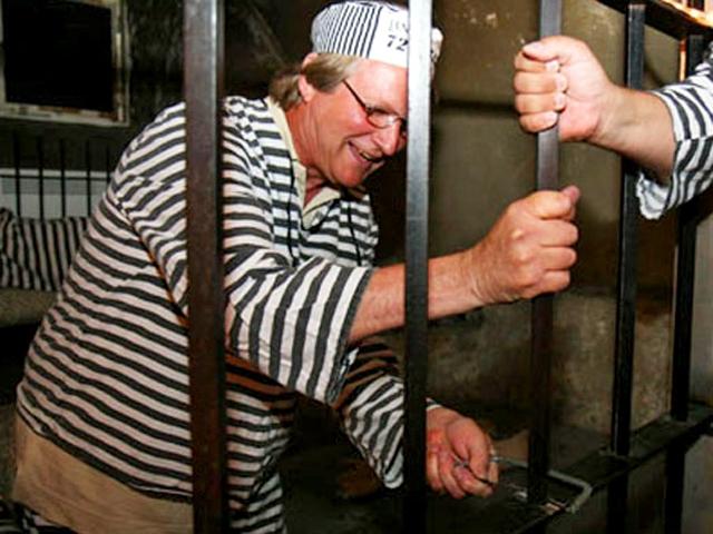 Незвичайні готелі: готель-тюрма