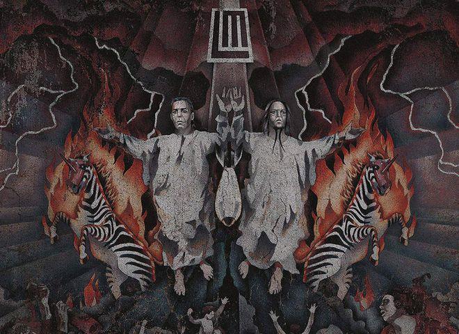 Украинский дизайнер стал соавтором обложки альбома Тилля Линдеманна