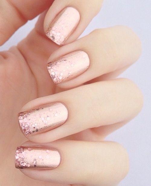 Маникюр невесты на короткие ногти: ТОП-20 вариантов