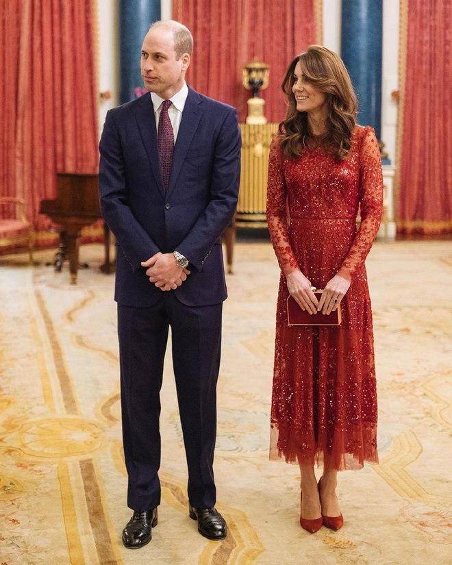 Кейт Міддлтон та принц Вільям