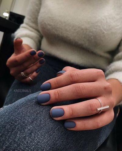 осінні нігтики