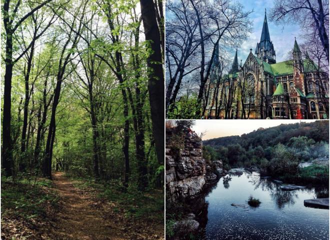 Путешественники создали интерактивную карту с самыми красивыми местами Украины