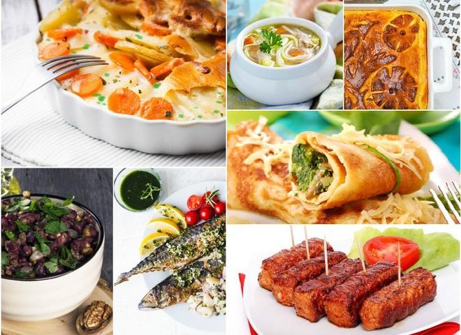 Рецепты из кухни на стс