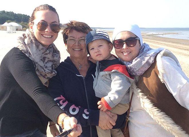 Мама Жанни Фріске дала перше інтерв'ю після смерті дочки