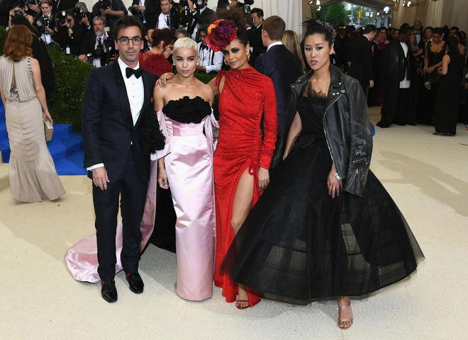 Met Gala 2017: не лучшие наряды