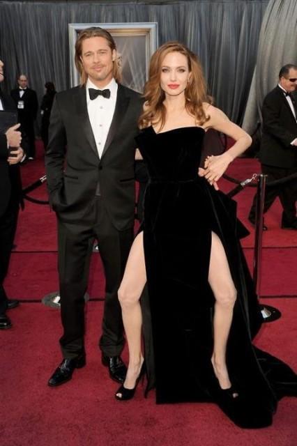 Свежие карикатуры на Анджелину Джоли