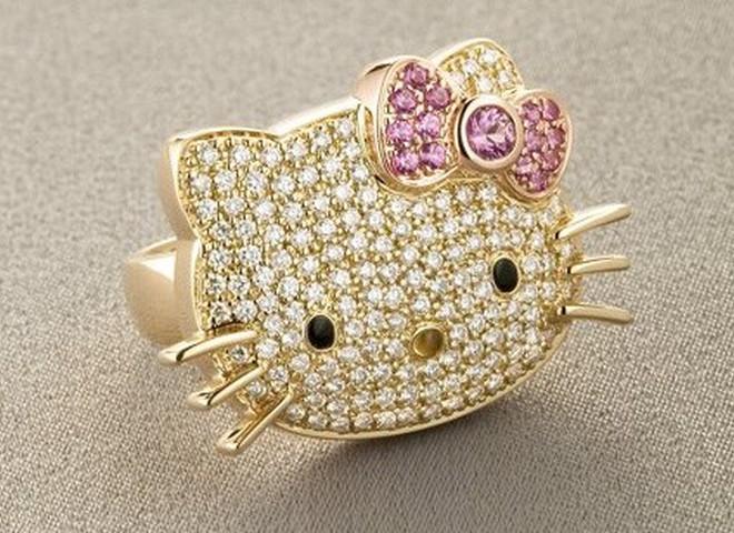 Дорогоцінний  Hello Kitty коштує $152 тис.