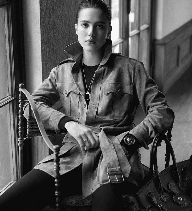 Легендарные образы в рекламной кампании Ralph Lauren