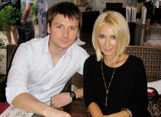 Лера Кудрявцева та Сергій Лазарєв