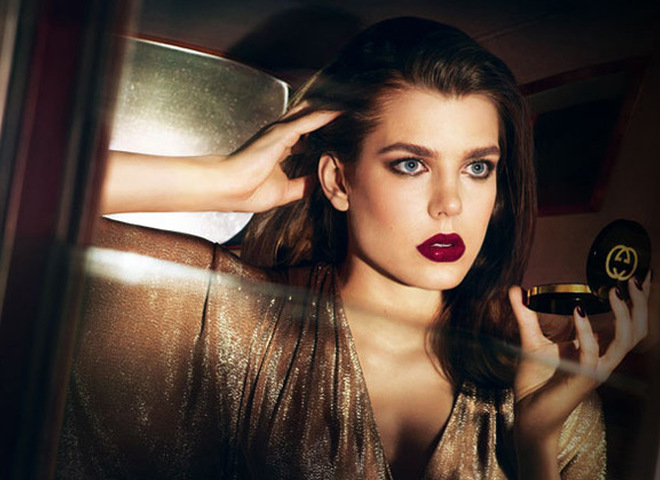 Новорічний макіяж 2016 від Gucci