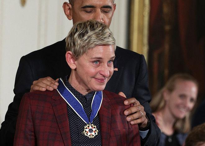 Том Хенкс и Обама