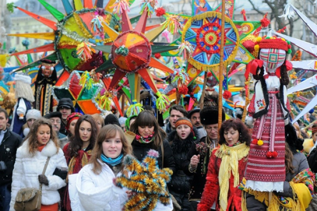 Львів різдвяний