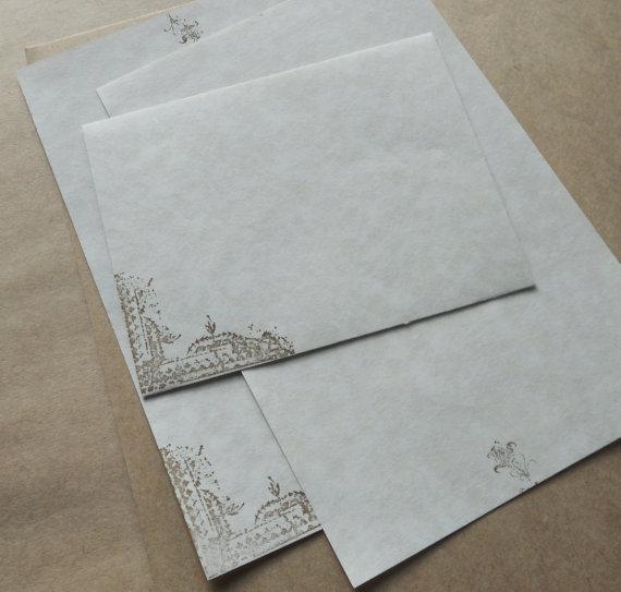 Красивое оформление письма своими руками фото 3