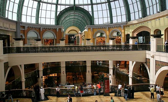 5 удивительных шопинг-центров мира: Mall of the Эмиратес