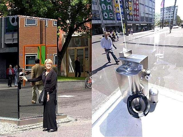 Общественные туалеты разных стран: Великобритания