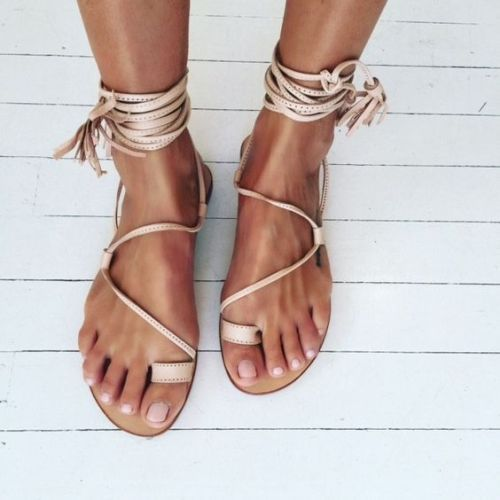 Модная обувь на лето 2018
