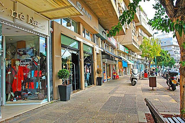Что купить в Тель-Авиве: площадь Кикар ха-Медина